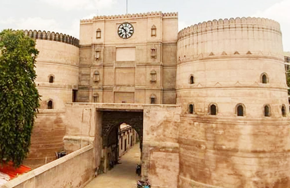 Bhadra Fort | ahmedabad india points of interest