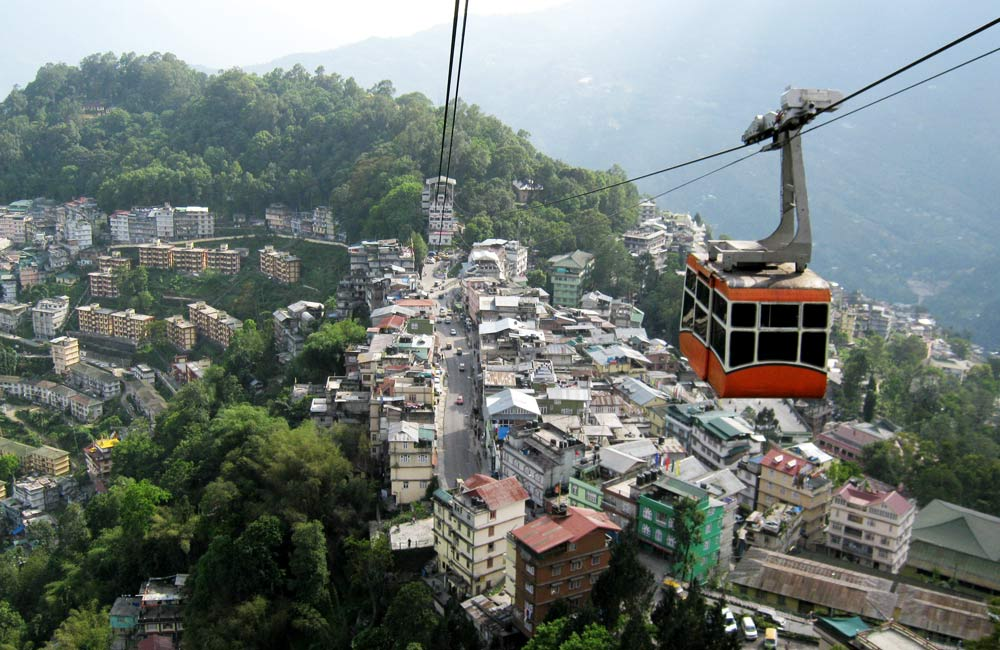 Gangtok | Among the Best Hill Stations near Kolkata