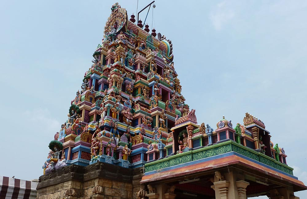Arulmigu Patteeswarar Swamy Temple | Ancient Temples in Coimbatore