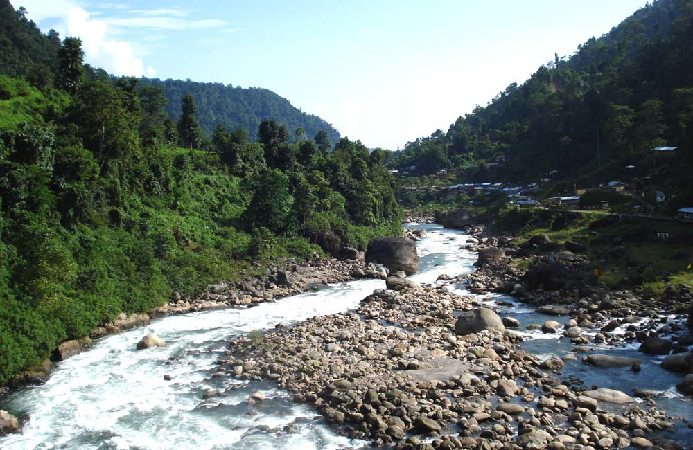 Samsing |  Hill Stations near North Bengal