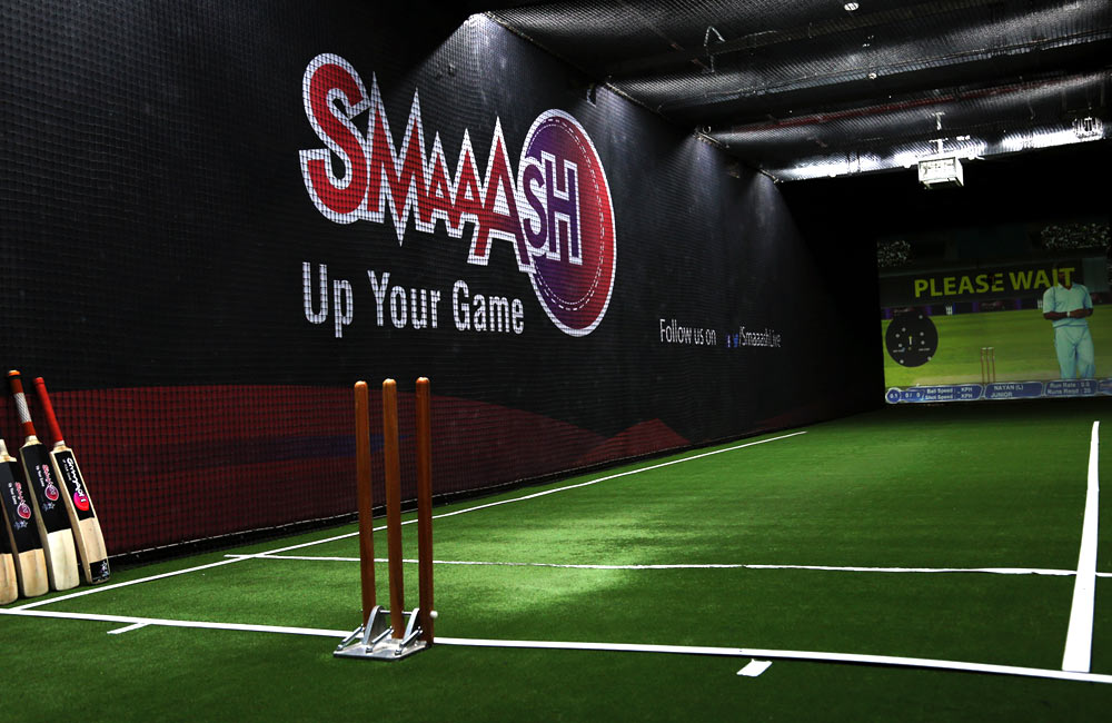 Smaaash Entertainment Arena | Sports Club in Noida with Ticket Price