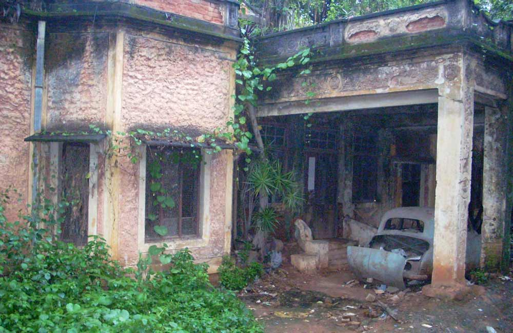 Terra Vera | Among the most haunted houses in Bangalore