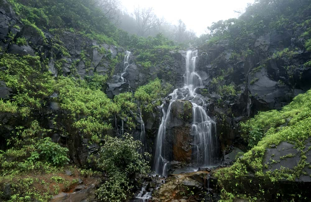 Tamhini Waterfalls | Waterfalls near Pune within 100 km in Monsoon