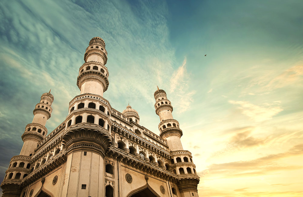 Places to Visit in Hyderabad with Family | Charminar