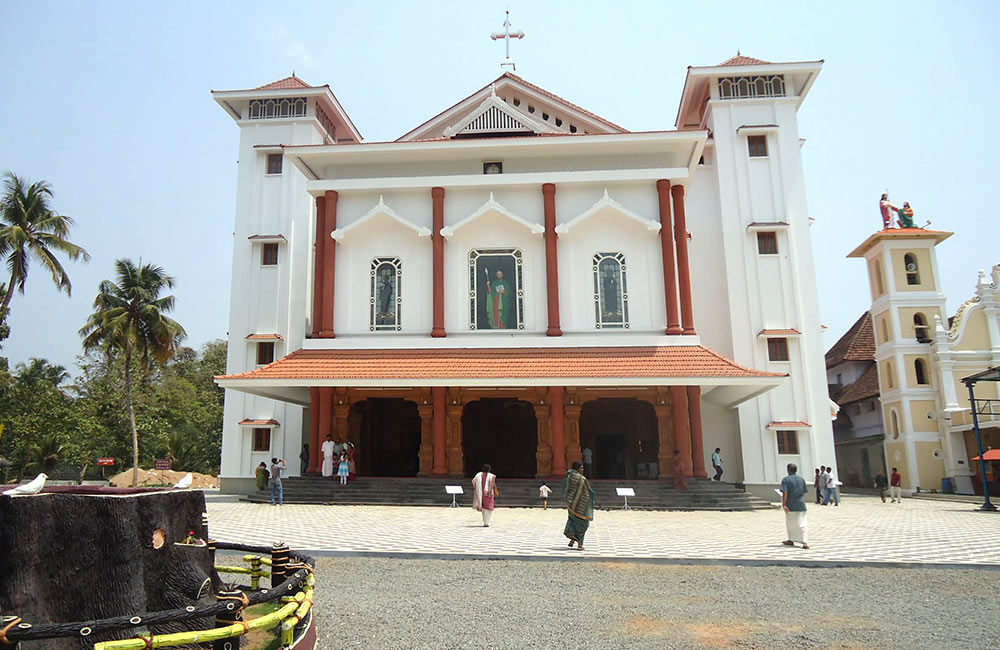 Malayattoor Church | #2 of 7 Churches in Kochi