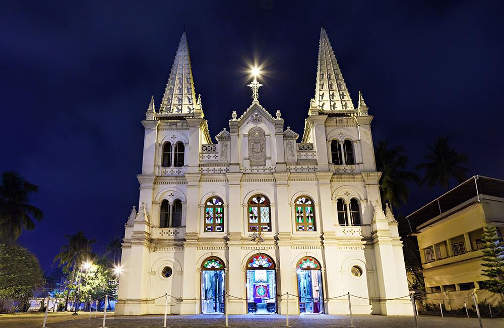 Santa Cruz Basilica | #3 of 7 Churches in Kochi