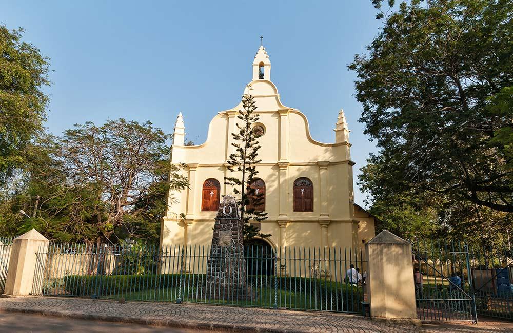 Francis Church | #4 of 7 Churches in Kochi