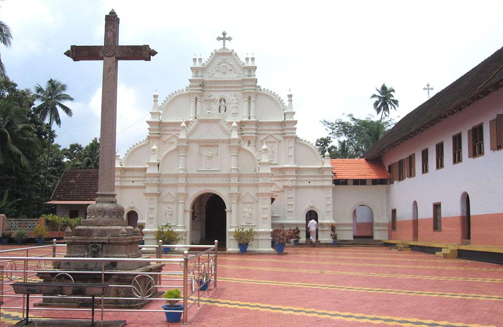 Nadamel Marth Mariam Church | #5 of 7 Churches in Kochi