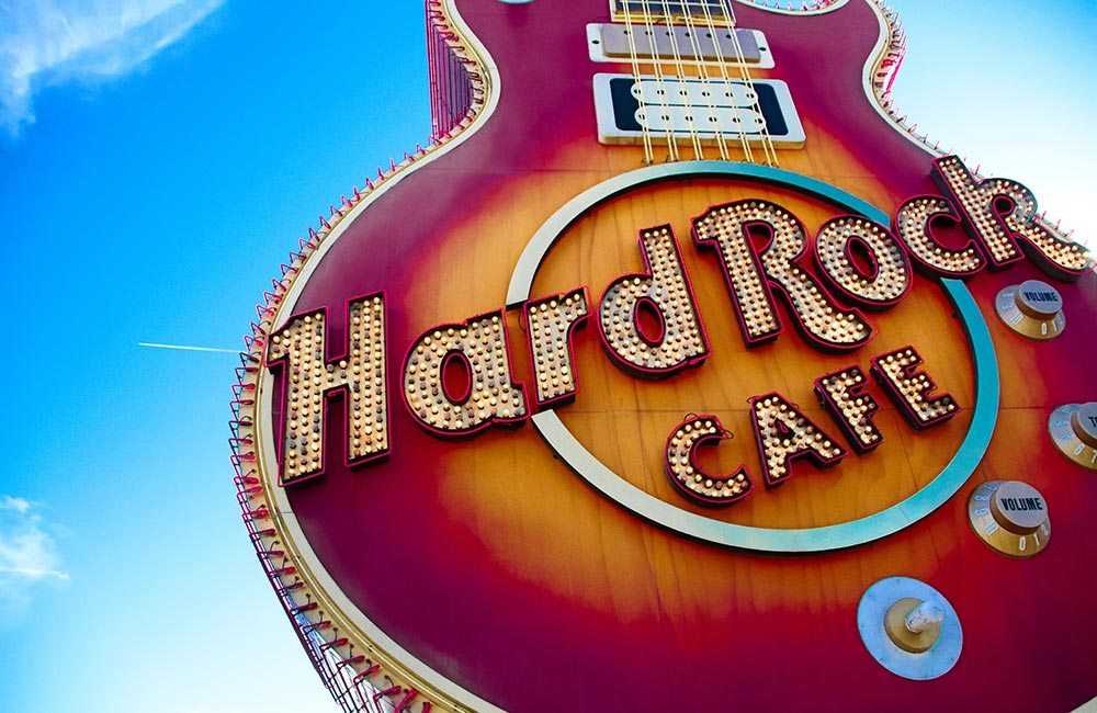 Places to Visit in Hyderabad with Friends | Hard Rock Cafe