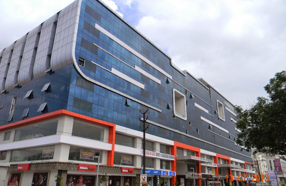 Manjeera Trinity Mall, Hyderabad