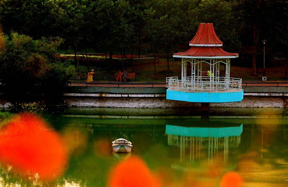 JalagamVengal Rao Park | #9 of 10 Best Parks in Hyderabad