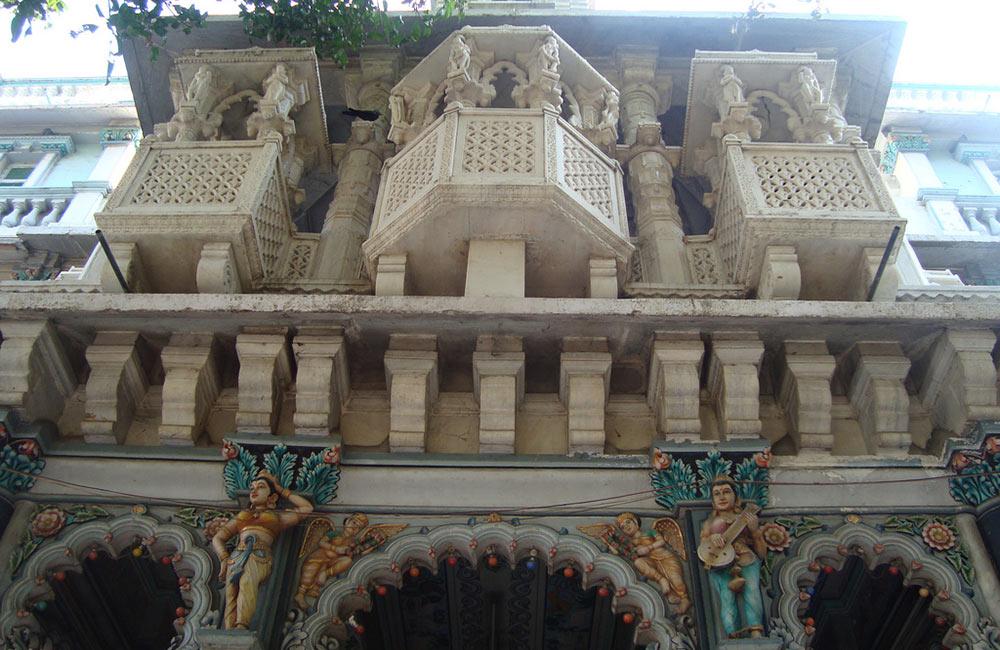 Babu Amichand Panalal Adishwarji Jain Mandir