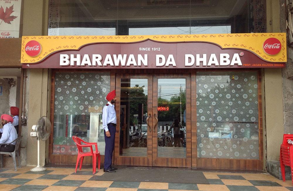 Bharawan Da Dhaba | Veg Restaurants in Amritsar