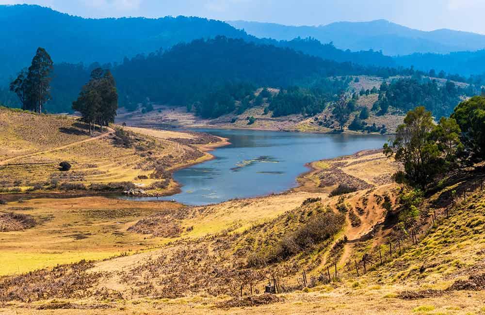 Mannavanur Lake | Popular Lakes in Kodaikanal