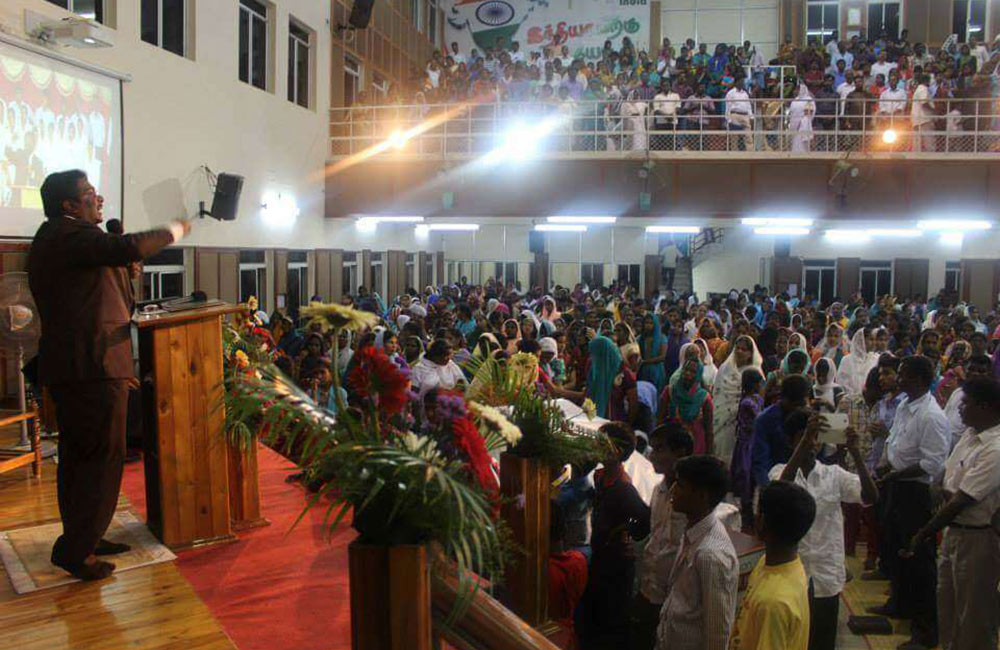 Hallelujah Assembly of God Church | pondicherry church mass timings