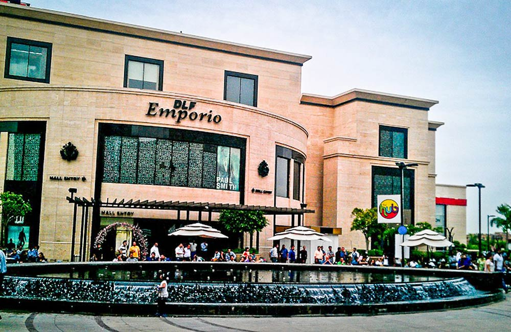 Shopping Malls in South Delhi | DLF Emporio