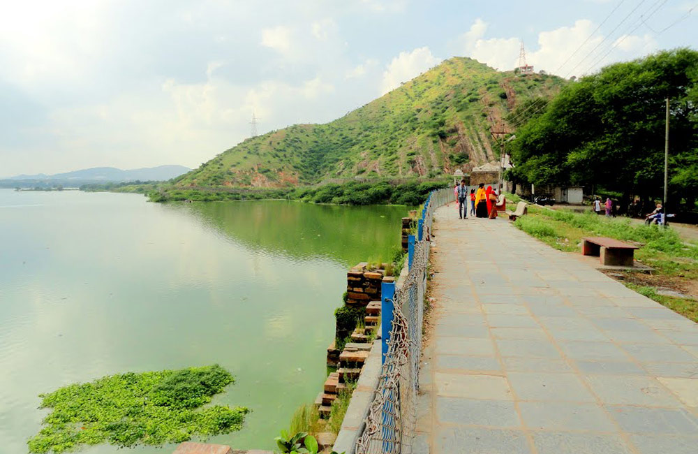 Udaisagar Lake