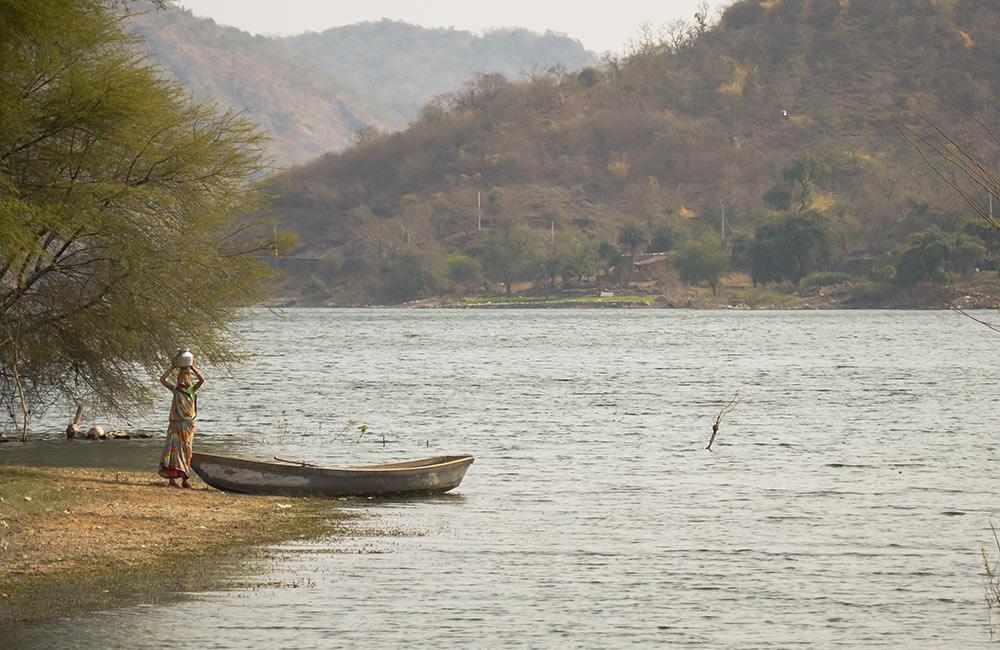 Jaisamand Lake (Dhebar Lake)