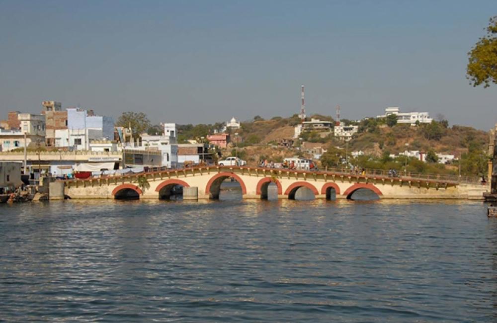 Swaroop Sagar Lake (Khumaria Talab)
