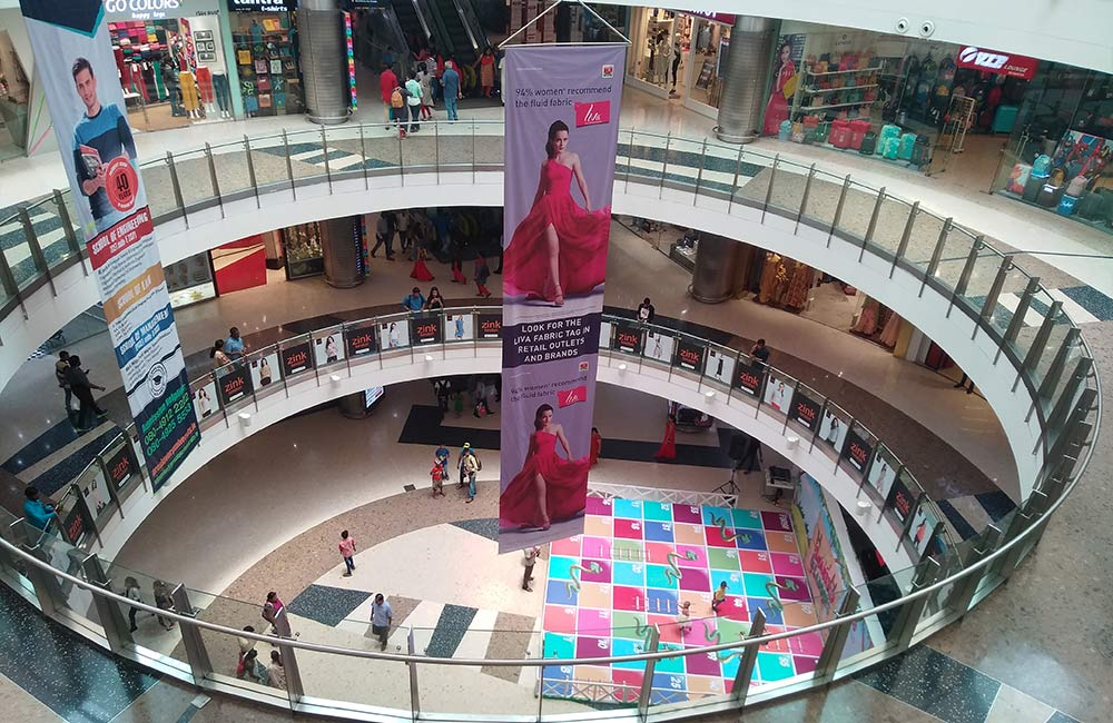 Mantri Square Mall – Bangalore | Top 14 Malls in India