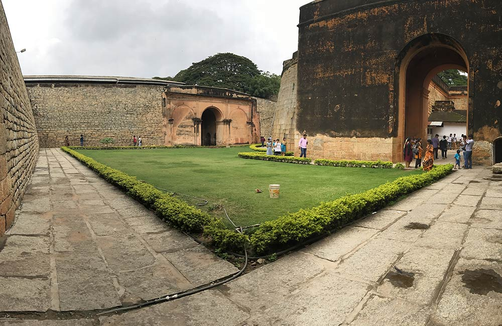 Bangalore Fort | Historical Places in Bangalore