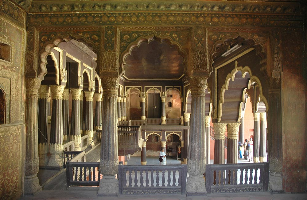 Tipu Sultan's Fort and Palace