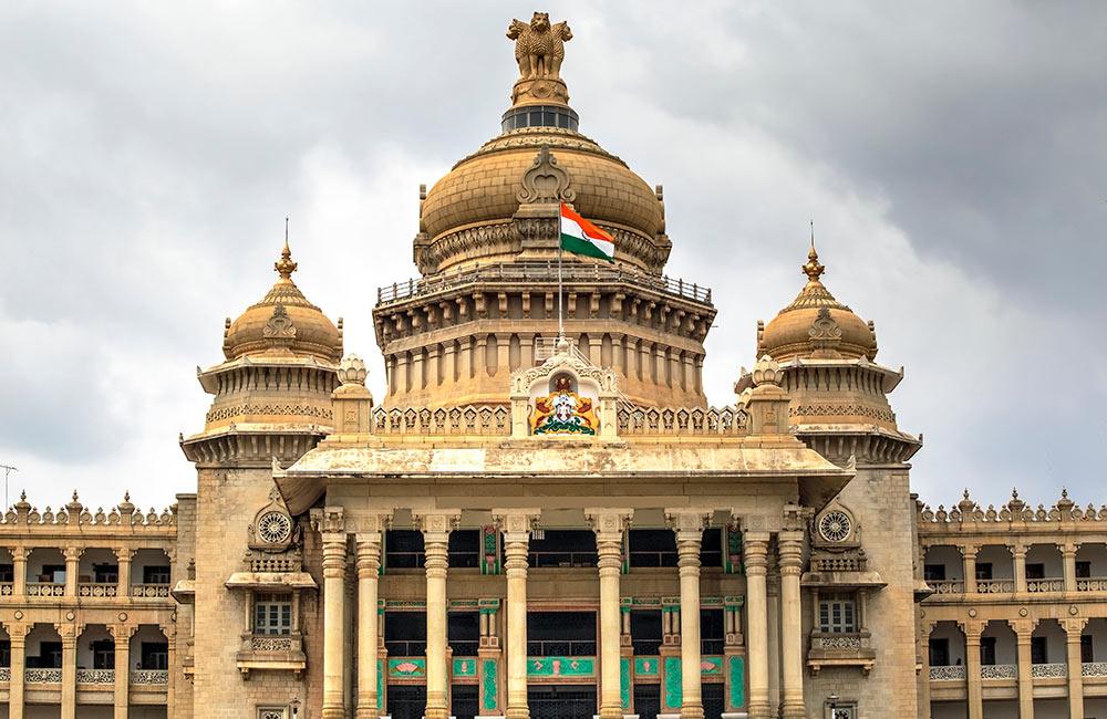 Vidhana Soudha | Best Historical Places in Bangalore
