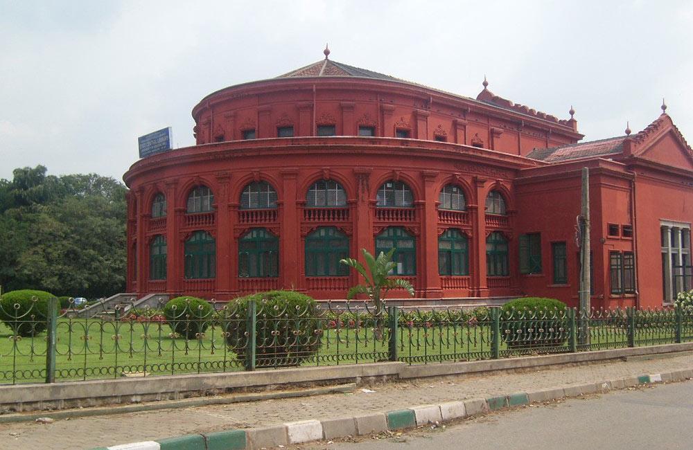 Seshadri Iyer Memorial Hall | Best Historical Places in Bangalore