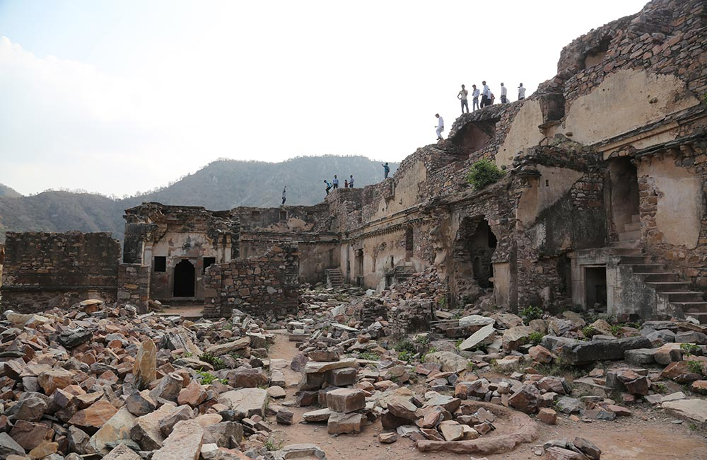 Bhangarh Fort, Rajasthan – A Rejected Lover's Revenge