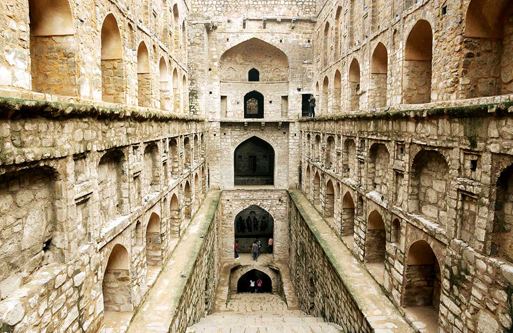 Agrasen Ki Baoli, Delhi – Black Water Calls you to Jump