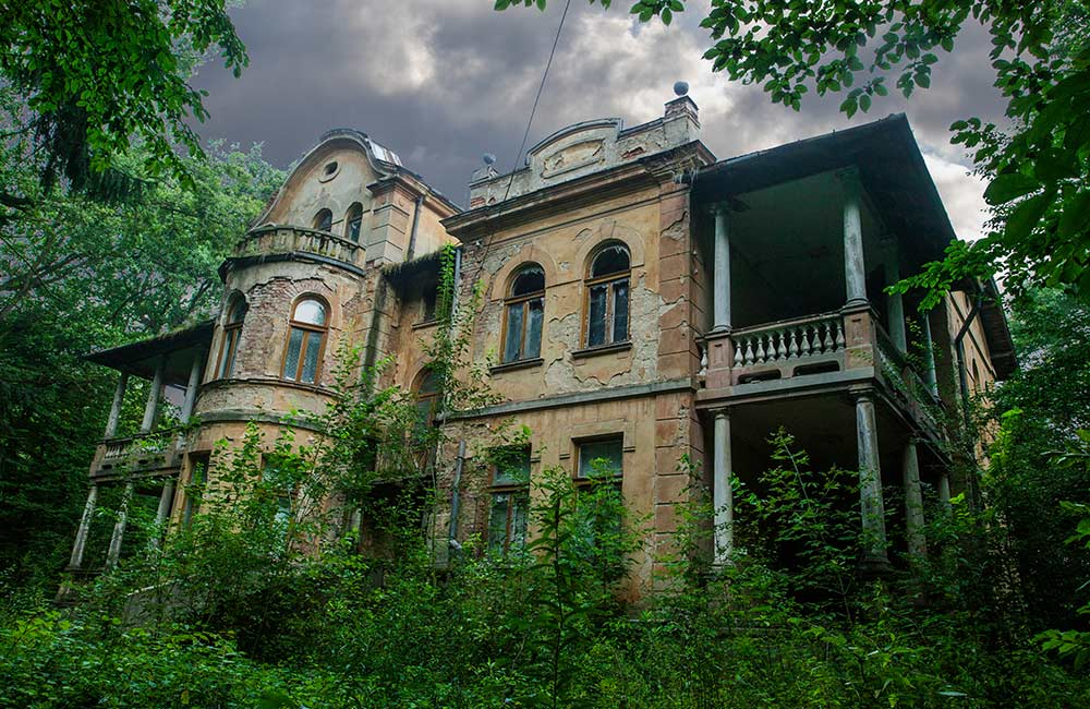 Vas Villa, Bangalore – Most Haunted Place in India