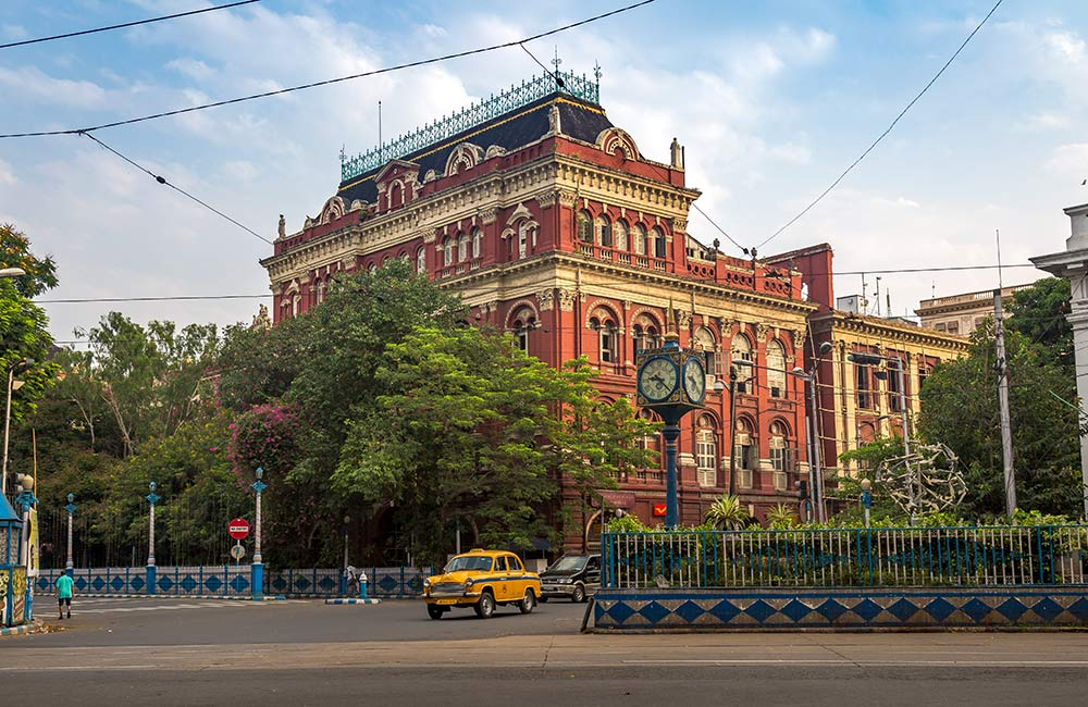 Writer's Building, Kolkata – In the Fight for Freedom Struggle