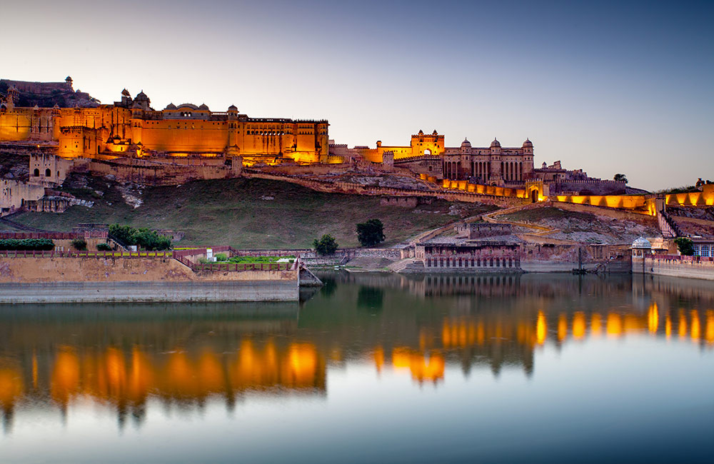 Amer Fort | Historical places in Jaipur