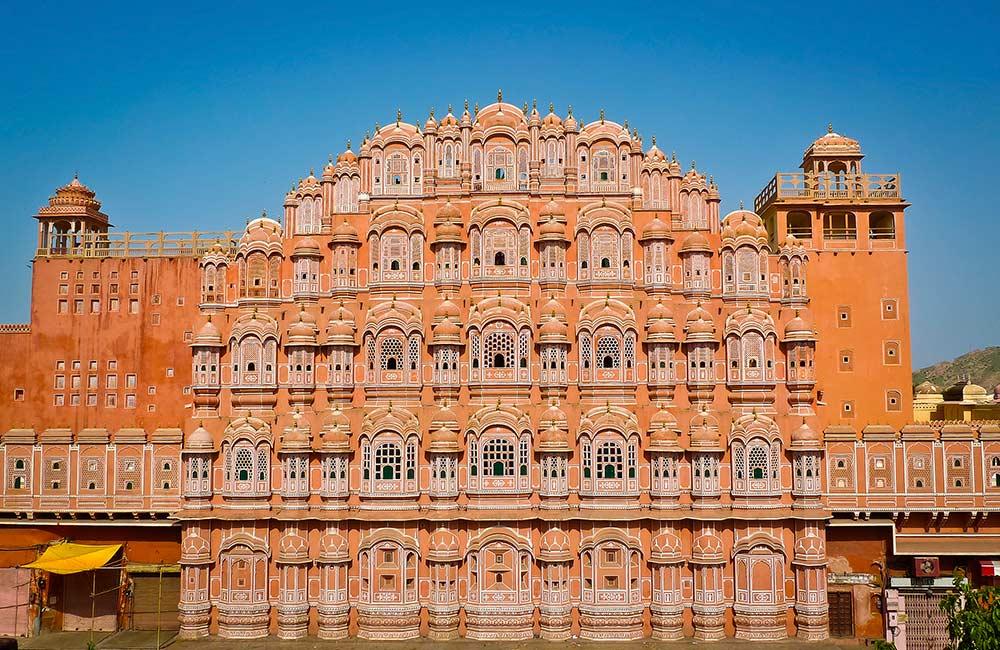 Hawa Mahal | Historical places in Jaipur
