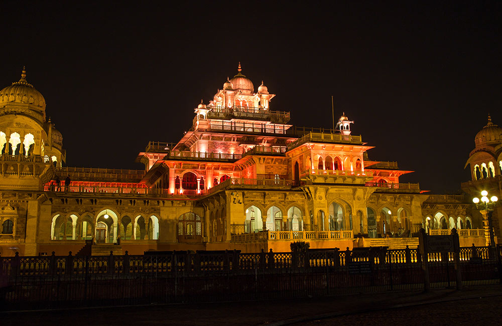 Albert Hall Museum | Historical places in Jaipur