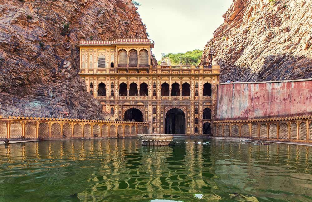 Galta Ji | Historical Places near Jaipur