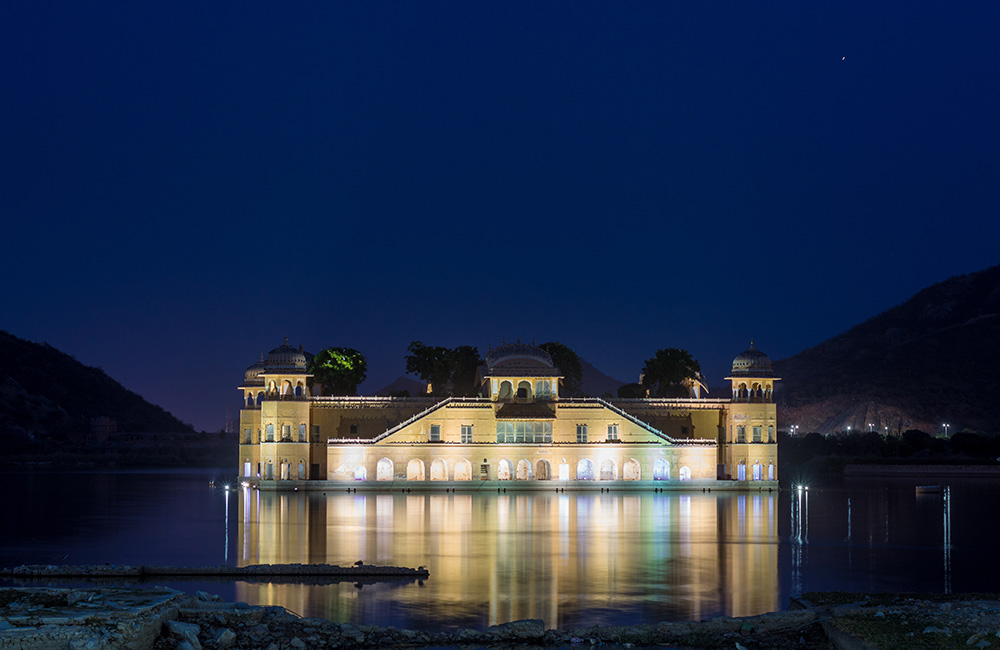 Jal Mahal | Among The Most Haunted Places in Jaipur