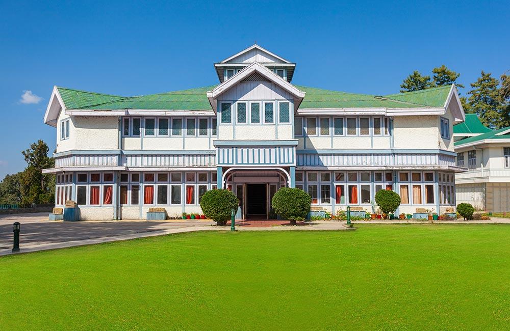 Himachal State Museum,Shimla