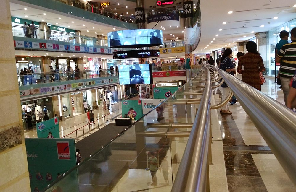 Ambience Mall – Gurgaon | Top 14 Malls in India