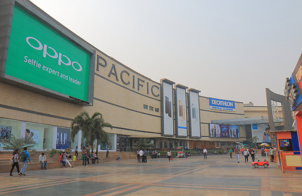 Pacific Mall – Subhash Nagar, Delhi | Top 14 Malls in India
