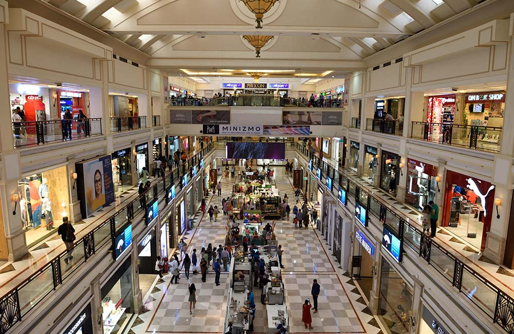 Ambience Mall – Vasant Kunj, Delhi | Top 14 Malls in India