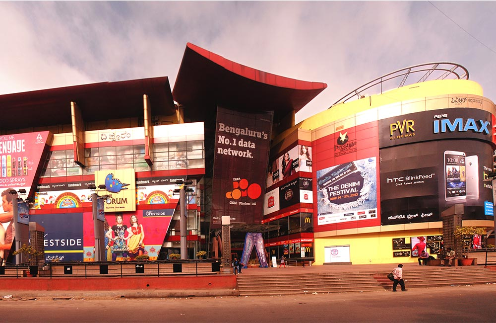 The Forum – Bangalore | Top 14 Malls in India