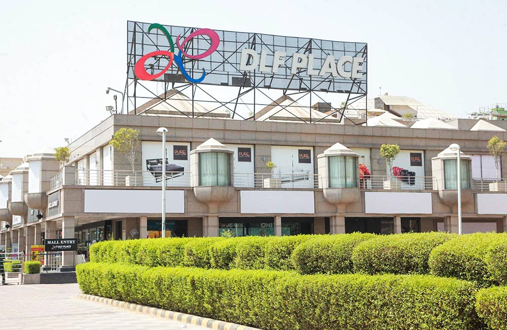 Shopping Malls in South Delhi | DLF Place Mall