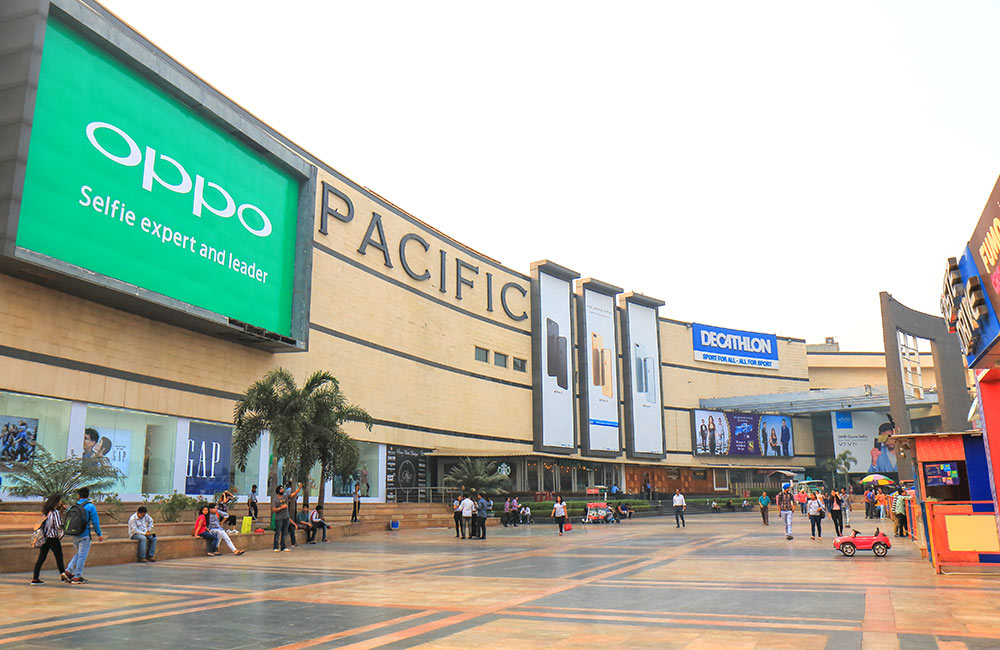 Shopping Malls in West Delhi | Pacific Mall