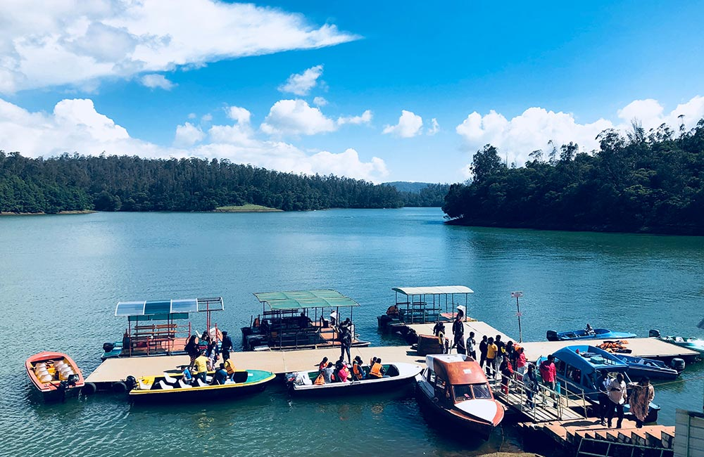 Pykara Lake | Lakes in Ooty