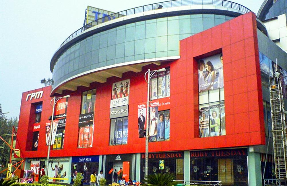 Shopping Malls in West Delhi | TDI Mall