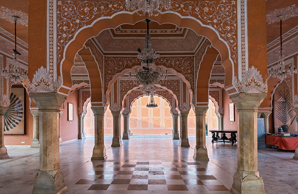 Diwan-E-Aam | Museums in Jaipur
