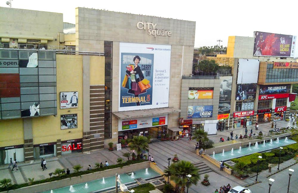 Shopping Malls in West Delhi | City Square Mall