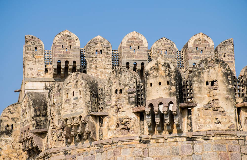 Golconda Fort | Historical Places in Hyderabad