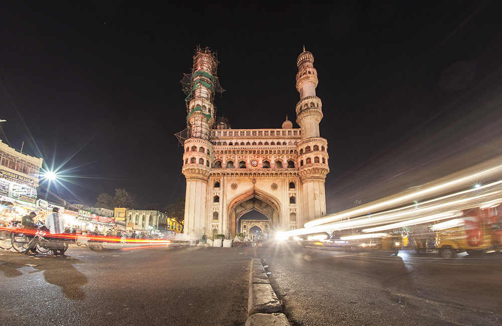 Charminar | Best Historical Places in Hyderabad